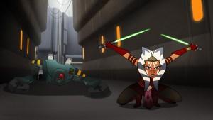 Ahsoka - Star Wars Forces of Destiny