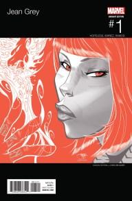 Jean Grey #1 (Hip-Hop Variant)