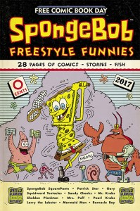 Spongebob Freestyle Funnies