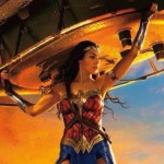 Wonder Woman Embodies Superhuman Strength on New Poster