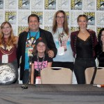 (Video) Raising Heroic Girls – San Diego Comic-Con 2017 Panel