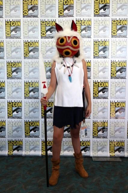 Princess Mononoke (Anya) - by Steve Blanchard