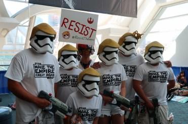 Trump Stormtroopers - by Steve Blanchard