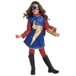 Ms. Marvel Costume for Kids Lands at the Disney Store