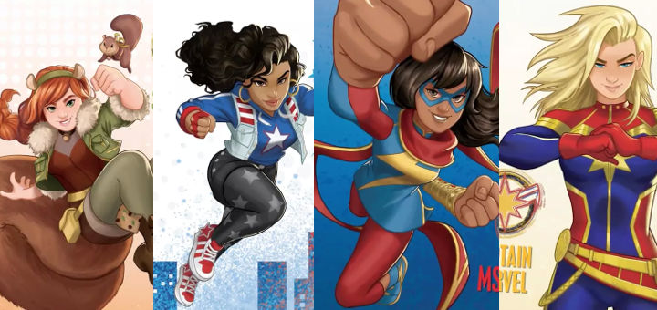 Marvel Is Making An Animated Movie Full Of Diverse