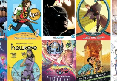 The 10 Best Graphic Novels of 2017 for Kids and Teens