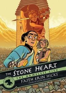 The Stone Heart - Faith Erin Hicks