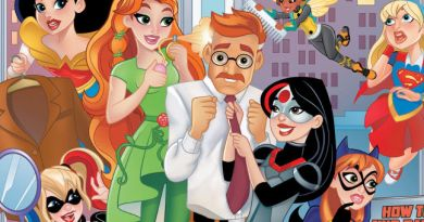 DC Super Hero Girls: Date with Disaster