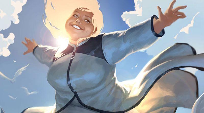 Sony Hires Maria Melnik to Pen Script for Valiant Comics 'Faith'