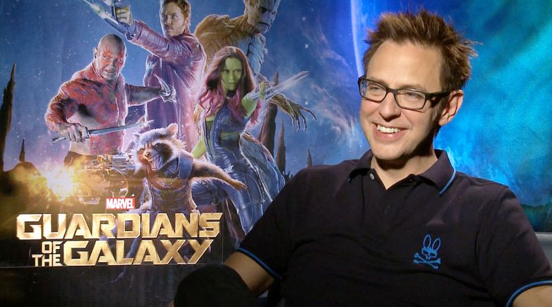 'Guardians of the Galaxy' Cast Signs Letter Supporting Director James Gunn