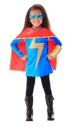 Ms. Marvel Dress-Up