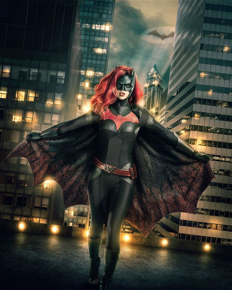 "Ruby Rose  as ""Batwoman"""