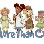 #MoreThanCute Asks Girls and Parents to Dream Big for Halloween