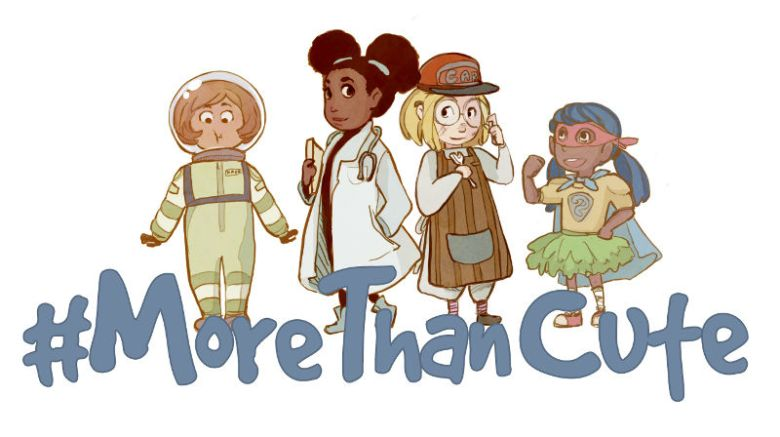 #MoreThanCute - by Melissa Pagluica