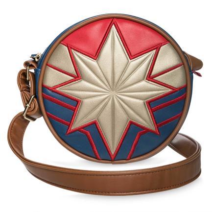 Captain Marvel Crossbody - Bioworld