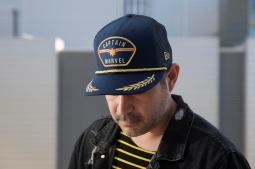 Captain Marvel Hat - New Era - MSRP: $32