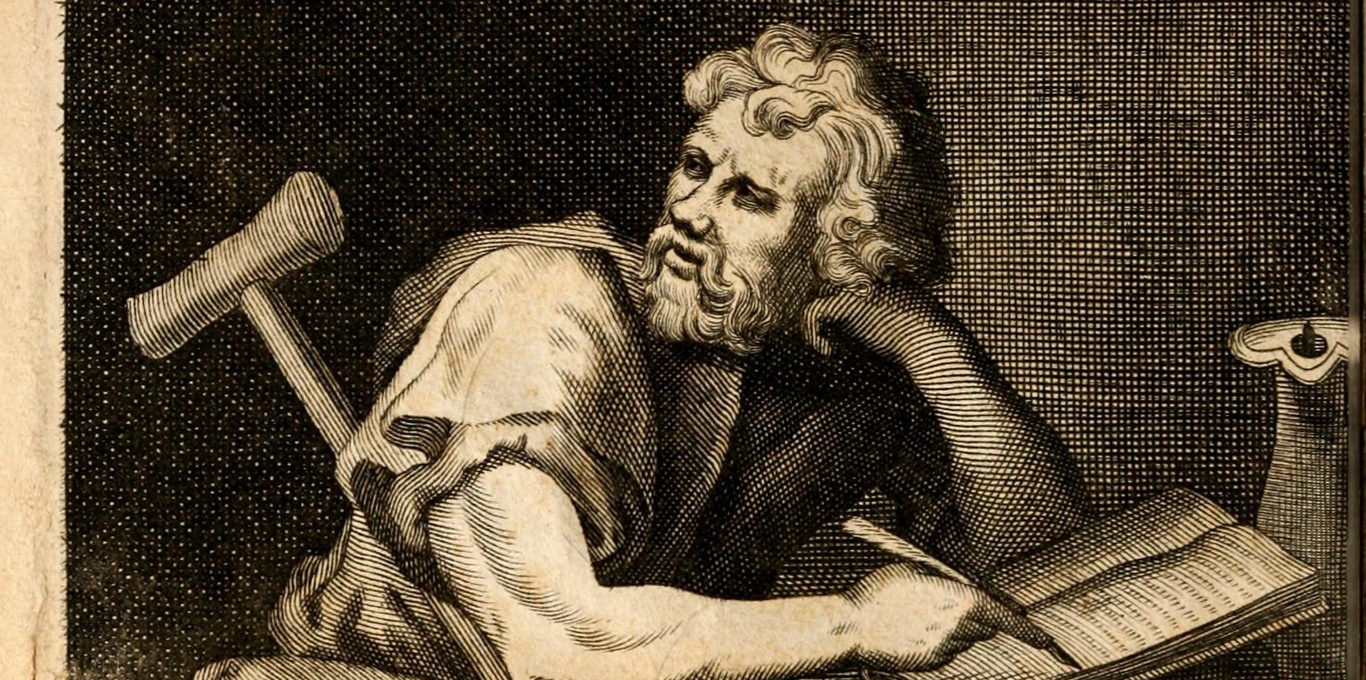 Epictetus.