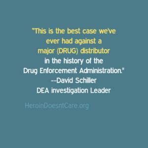HeroinDoesntCare.org DEA Drug Enforcement Administration