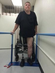 James Hudnall: Up and walking thanks to Hero Initiative