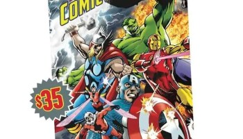 Alan Davis Covers The Avengers for Overstreet, Hero Initiative