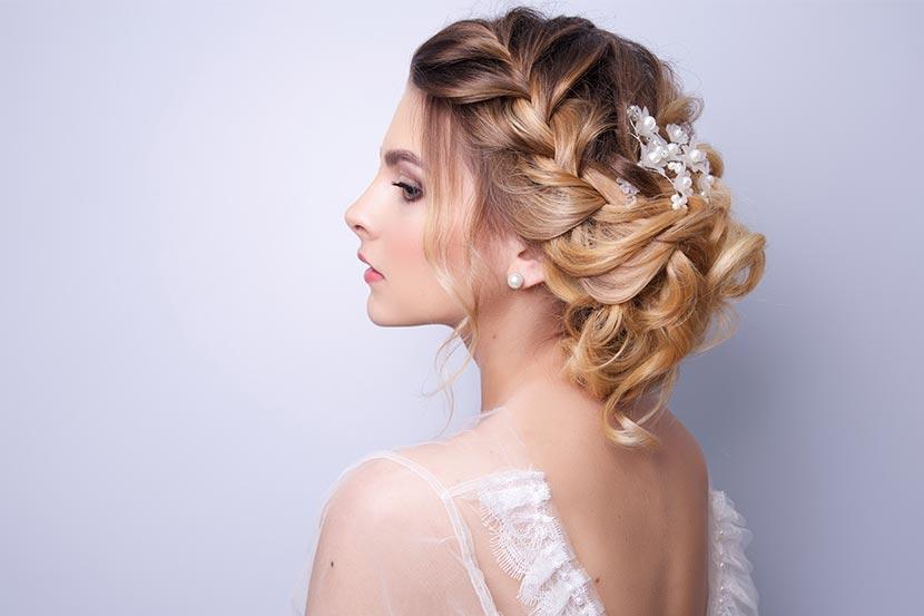 Hochzeit Die 7 Schonsten Frisuren Fur Kurze Haare
