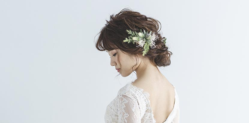 Die Schonsten Brautfrisuren 2020 Fur Mittellanges Haar