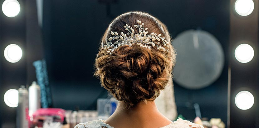 Hochzeitsfrisuren Beauty S World