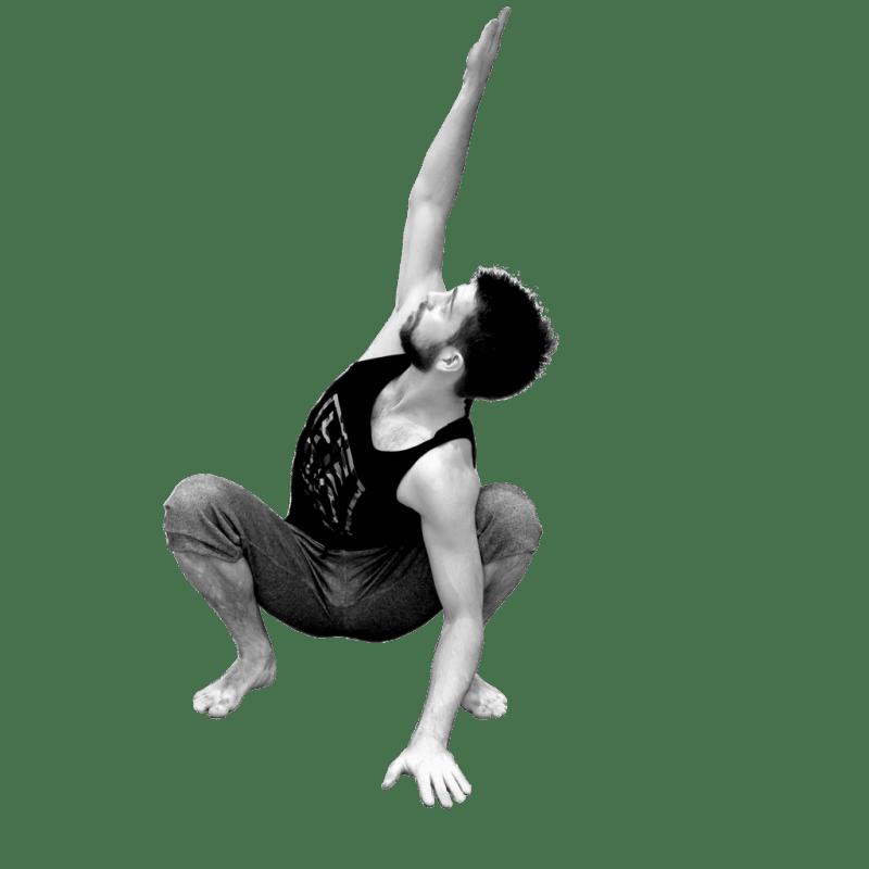 Luke Jones HERO Movement Healthy Living Squat-Twist