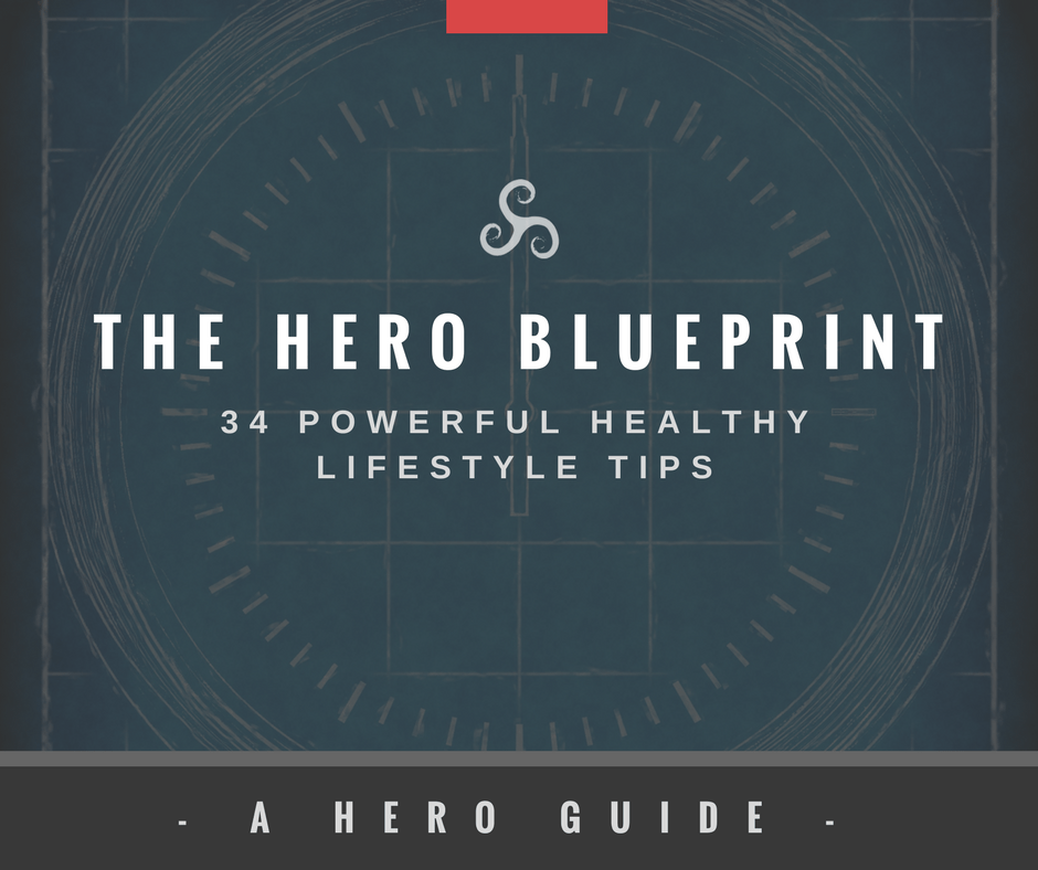 The ultimate healthy living infographic your hero blueprint hero blog post hero blueprint 20 powerful healthy lifestyle tips malvernweather Gallery