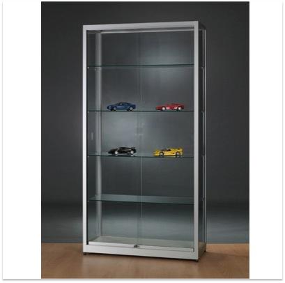 Aluminium Trophy Cabinet