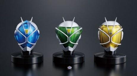 Mask Collection Premium Kamen Rider Wizard ~Korin ! Yubiwa no Mahotsukai~