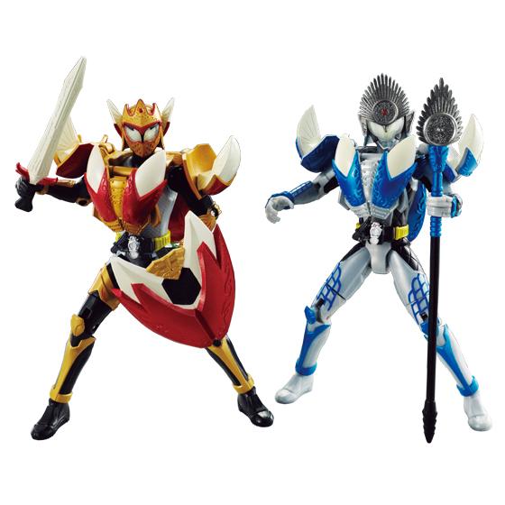 AC PB05 Kamen Rider Mars & Kamen Rider Kamuro Set