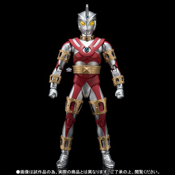 ULTRA-ACT Ace Robot & Golgotha Hoshi Set
