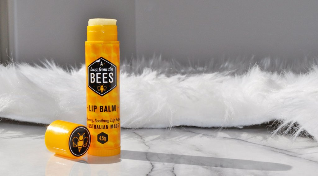 A_buzz_from_the_bees_lip_balm