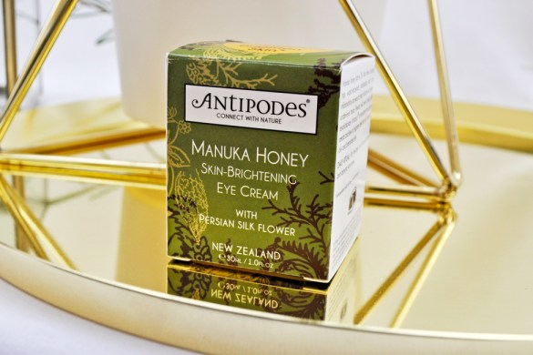 Manuka Honey Skin-Brightening Eye Cream