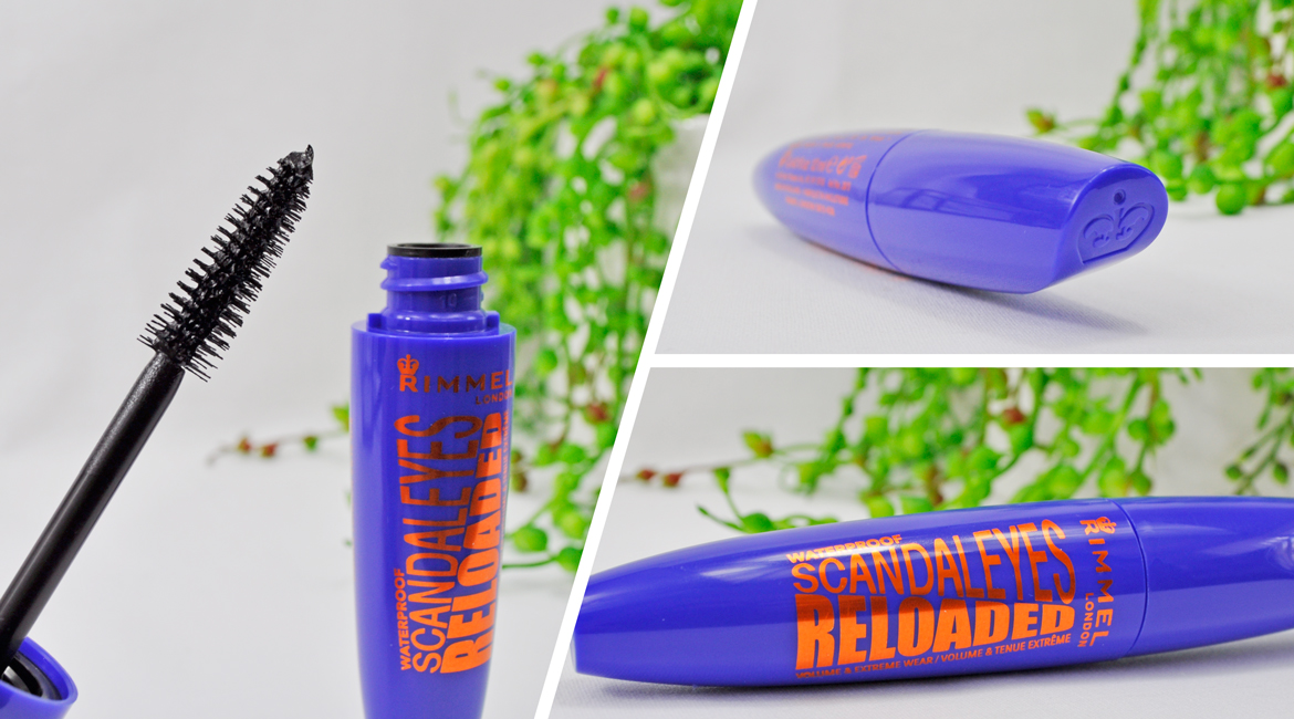 Rimmel London ScandalEyes Reloaded Waterproof Mascara