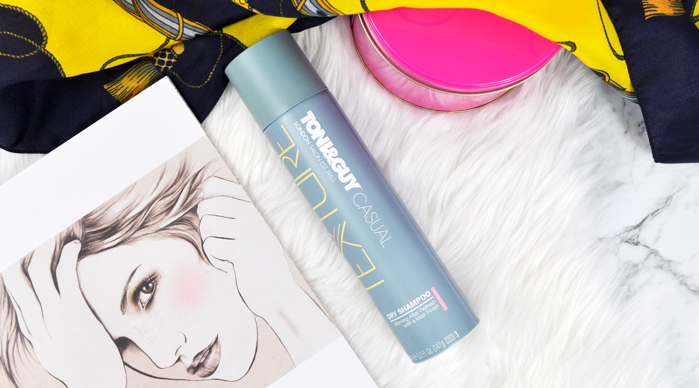 ToniandGuy Casual Matt Texture Dry Shampoo