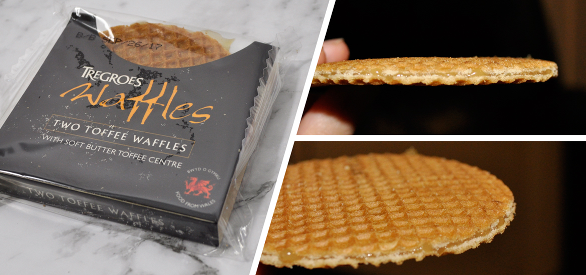 Tregroes Butter Toffee Waffles