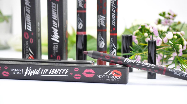 MODELROCK Cosmetics Vivid Lip Shapers