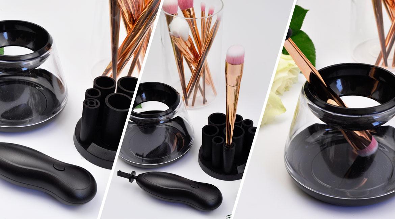 Rosegal Electric Makeup Brush Cleaner