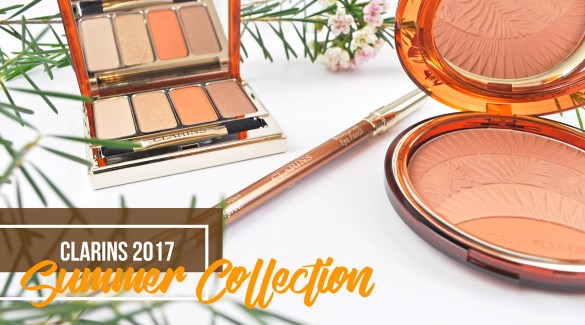 Clarins Summer 2017 Limited Edition Collection