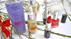 Holiday Skincare and Makeup with Scout Cosmetics