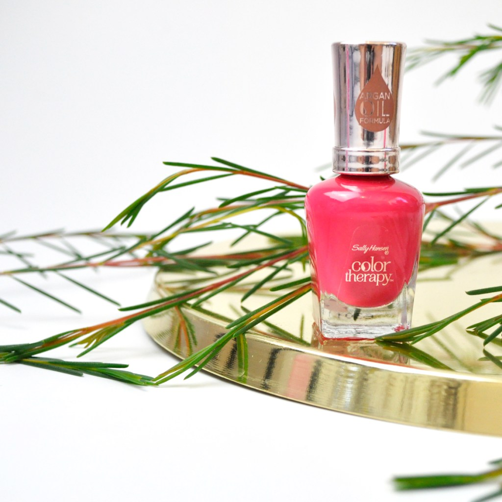 Sally Hansen Pampered In Pink