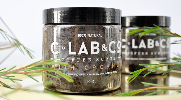 C Lab & Co Coffee Scrub