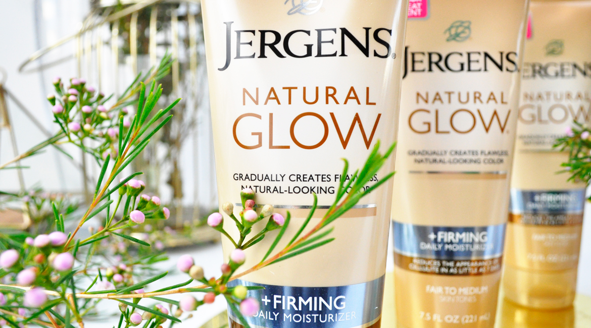 Jergens Natural Glow Firming Daily Moisturizer Giveaway