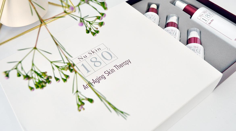 Nu Skin 180 Anti-Aging Skin Therapy System