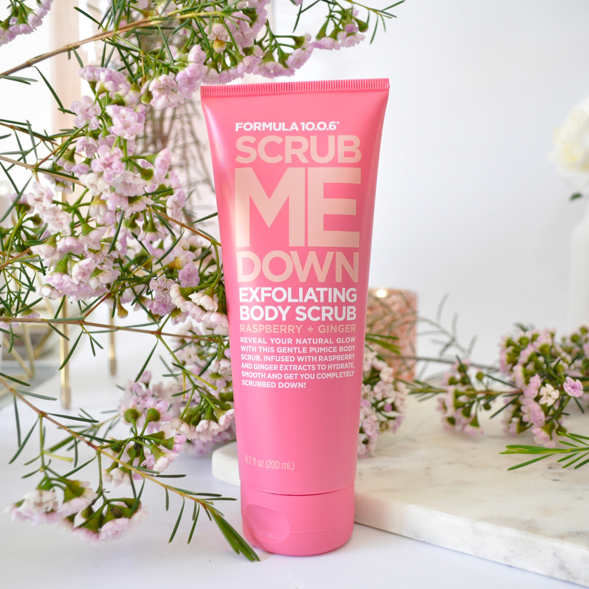 Formula 10.0.6 Scrub Me Down Exfoliating Body Scrub