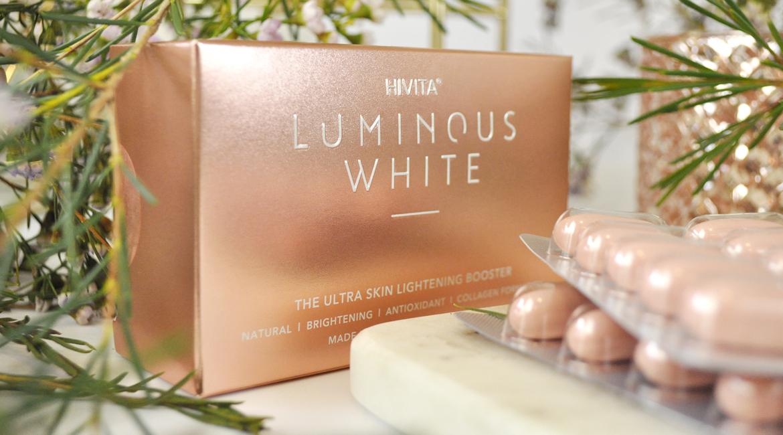 HivitaLuminous White The Ultra Skin Lightening Booster