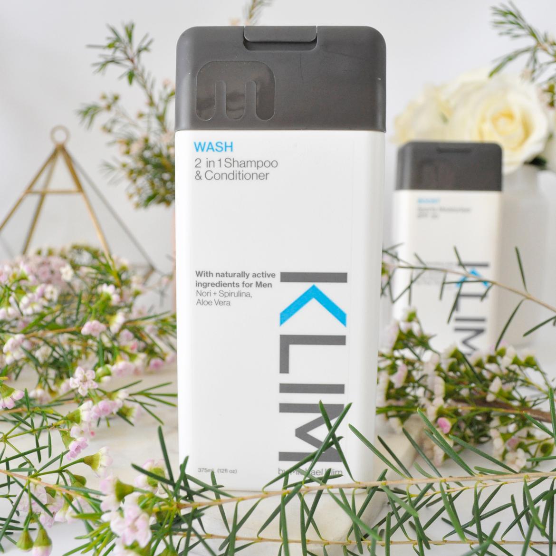 KLIM Wash 2 in 1 Shampoo and Conditioner
