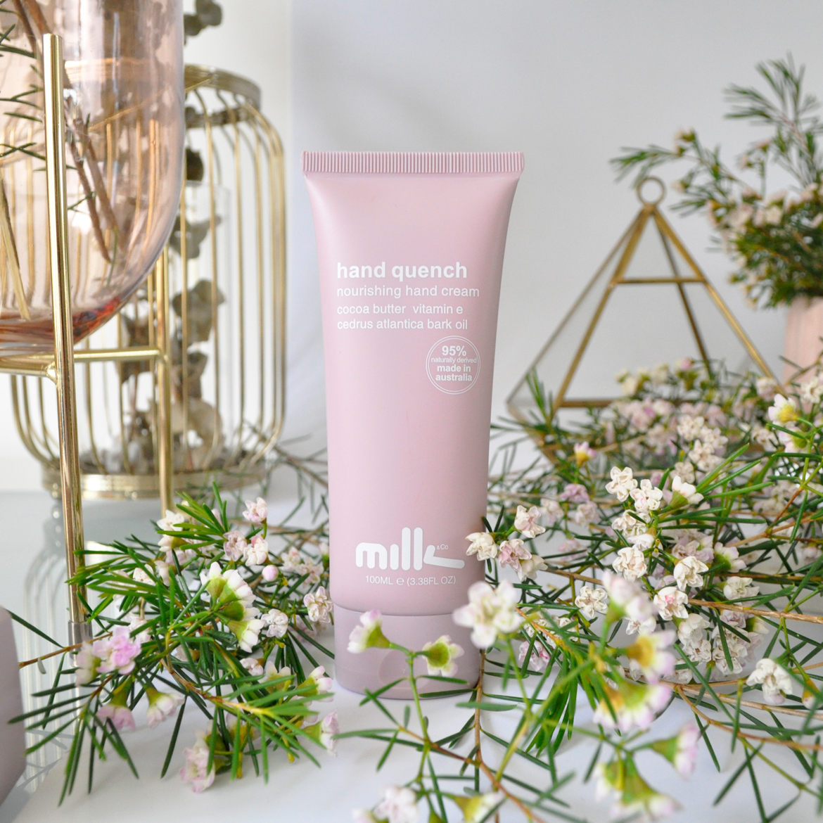 Milk & Co Hand Quench